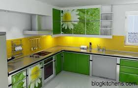 Modern Green Kitchen Cabinets Green Kitchen Cabinets Modern Kitchen Design Kitchen Design