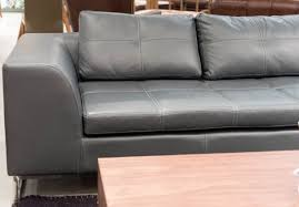 dark grey leather sofa charcoal leather sofa bed 1025theparty com