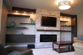 room design with grey sofa and stylish wall extraordinary two