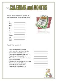 Esl Homonyms Worksheet 84 Free Esl Calendar Worksheets