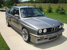 Bmw M3 Horsepower - 1988 bmw e30 m3 with inline 6 cylinder s52 engine up for grabs in