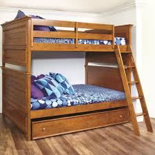 Bunk Beds With Trundle Lea Industries Willow Run Twin Bunk Bed With Trundle Storage