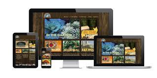 down to earth website u2014 revolution design group eugene oregon