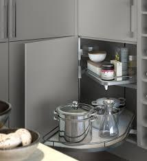 kitchen corner cupboard storage solutions uk planning kitchen storage solutions optiplan