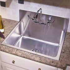 Kitchen Sinks With Backsplash Kitchen Sinks Large Farmhouse Sink With Steel Backsplash