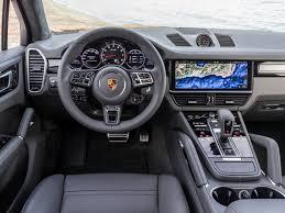 porsche panamera 2018 interior porsche cayenne turbo 2018 picture 127 of 204
