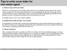 realtor assistant resume sample real estate agent example cover
