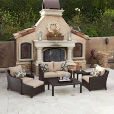 Amazing Patio Furniture Set Designs  Patio Sets Amazon Wicker - Outdoor furniture set