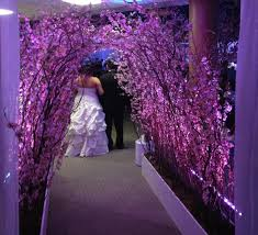 Wedding Backdrop Rental Vancouver Cherry Blossom Wedding Decor Greenscape