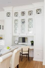 Small Kitchen Desks White Desk With Hutch And Drawers Traditional Style For Kitchen