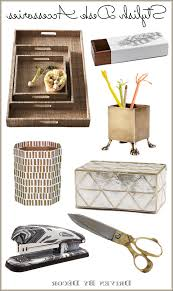 furniture cool things for your desk stylish desk accessories