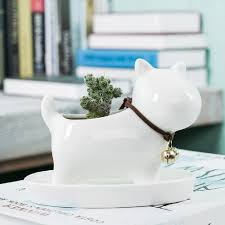 animal planter 7 different animal shaped succulent planters just in time for spring