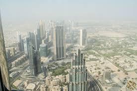 at the top of burj khalifa passion for dubai