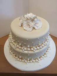 wedding cake anniversary pearl wedding anniversary cake idea in 2017 wedding