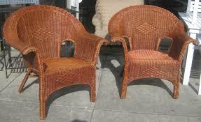 Patio Furniture Wicker 31 Perfect Patio Chairs Wicker Pixelmari Com