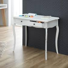 Schreibtisch 90 Breit Schreibtisch Weiß Vintage Look Dänisches Bettenlager