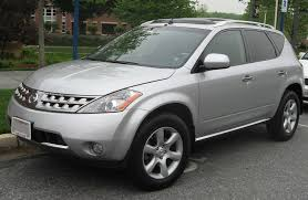 nissan murano z51 ti review nissan murano history of model photo gallery and list of