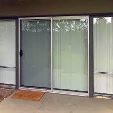 Sliding Patio Door Screens Screen For Sliding Glass Door Lowes