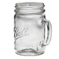 ball mason ball 24 oz mason jar with handle set of 6 the cary company