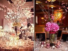 cherry blossom decor awesome cherry blossom centerpieces wedding decor centerpieces