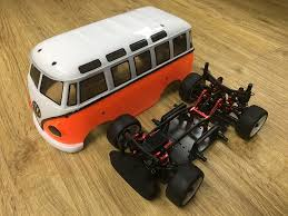 volkswagen tamiya rc xpress blog xpresso k1 with tamiya vw bus body