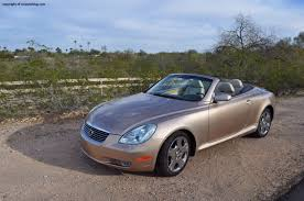 lexus convertible sc430 2006 lexus sc430 review rnr automotive blog