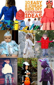 10 cheap and easy halloween costumes