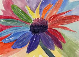 wde 8 19 05 color wheel flower wetcanvas