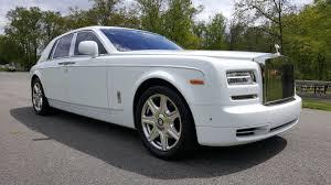 chrysler rolls royce rolls royce phantom santos vip limousine