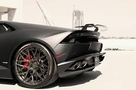 Lamborghini Huracan Custom - matte black lamborghini huracan lp610 adv10 0 m v2 cs series