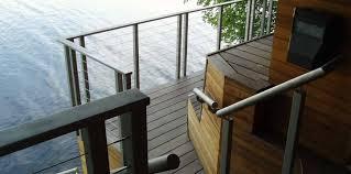 Steel Banister Rails Stainless Steel Railings Astro Engineering