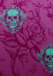large winged skull wallpaper artsy pinterest skull wallpaper