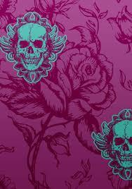 black and purple halloween background large winged skull wallpaper artsy pinterest skull wallpaper