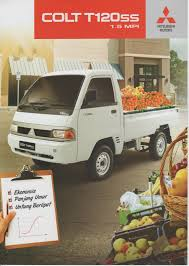 mitsubishi truck indonesia indonesia indonesian car brochure