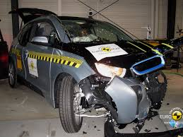 nissan juke crash test bmw and ford fall short in euro ncap crash tests