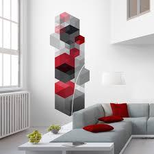 Objet Deco Cuisine Design by Papier Peint Cube Design Trompe L U0027oeil Papier Peint Trompe