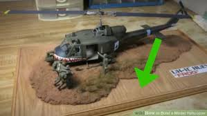 3 ways to build a model helicopter wikihow