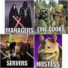 Line Cook Memes - 52 best serving restaurant memes images on pinterest