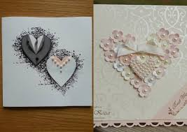Handmade Cards Design Handmade Wedding Cards Are More Beautiful Than Any Other