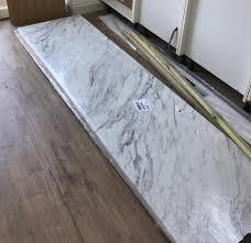 Laminate Flooring Wickes Wickes Calcutta Marble Laminate Worktop In Ingatestone Essex