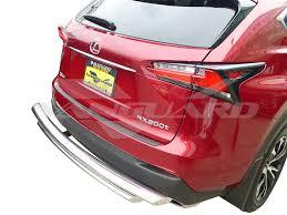 lexus nx 200t price puerto rico vanguard 15 17 lexus nx200t nx300h rear bumper protector guard