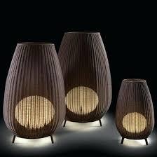 Outdoor Patio Table Lamps Patio Floor Lighting U2013 Contemplative Cat