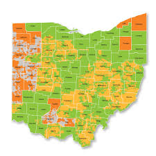 Newark Ohio Map by Ohio Ambit Energy