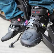 mx racing boots motorcycle boots pro biker high ankle racing boots bikers leather