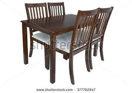 Chairs For Kitchen Table And Chairs Isolated Stock Images Royalty Free Images