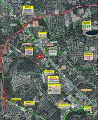 Map Of Arundel Mills Mall 1000 Reisterstown Road H U0026r Retail