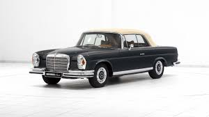 classic mercedes coupe brabus delights us with their greatest work the classic