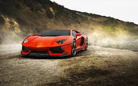 off road lamborghini lamborghini cars lamborghini aventador orange color off road 4k hd