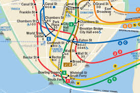 Interactive Nyc Subway Map by This New Nyc Subway Map Shows The Second Avenue Line So It Has To