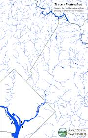 Potomac River On Map Anacostia Watershed Maps